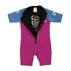 C-Skins C-Kid 3/2mm Chest Zip Shorty Kids Wetsuit