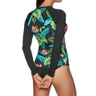 SWELL Long Sleeve Ladies Rash Vest