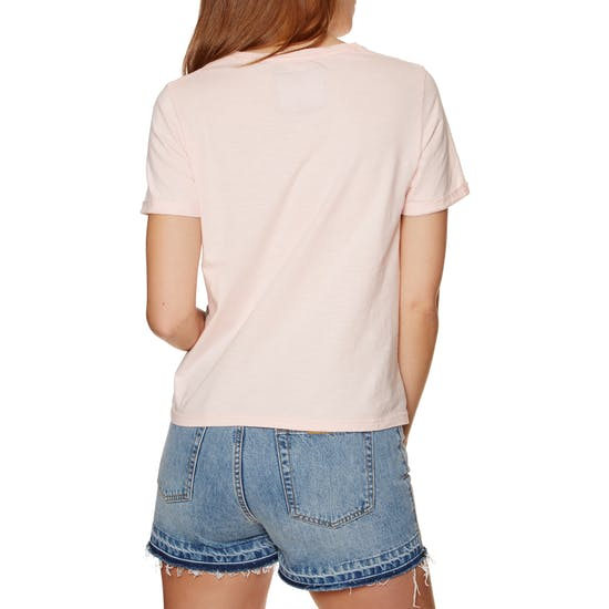 Superdry La Boxy Womens Short Sleeve T-Shirt