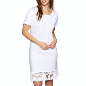 SWELL Basic Dress - White