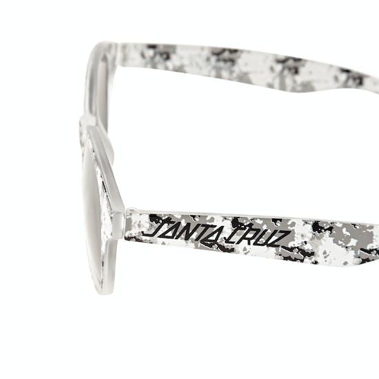Santa Cruz Tiedye Strip Ladies Sunglasses