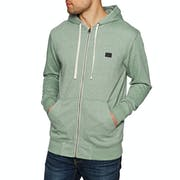 Billabong All Day Hoody met Rits
