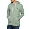 Billabong All Day Hoody met Rits - Algae Heather
