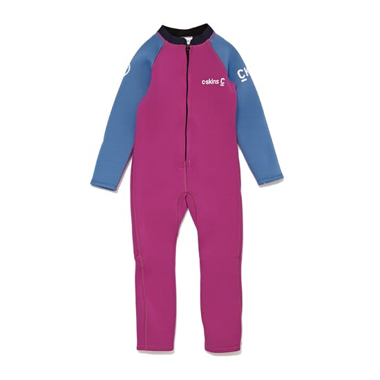 C-Skins C-kid 3/2mm Chest Zip Kids Wetsuit