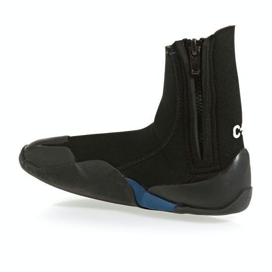 C-Skins Legend 3/5mm GBS Zipped Round Toe Kids Wetsuit Boots