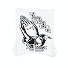 Santa Cruz Praying Hands Socks