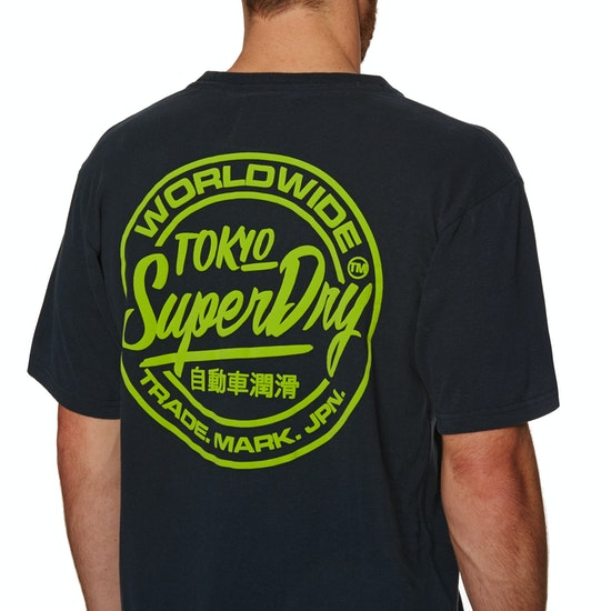 Superdry Ticket Type Box Fit Short Sleeve T-Shirt