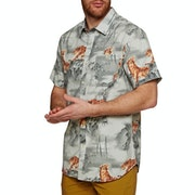 Vissla Misty Mountain Short Sleeve Shirt