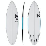 Fourth Surfboards Doofer F1X Construction FCS II 5 Fin Surfboard