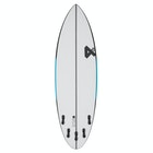 Fourth Surfboards Doofer F1X Construction FCS II 5 Fin Surfboard
