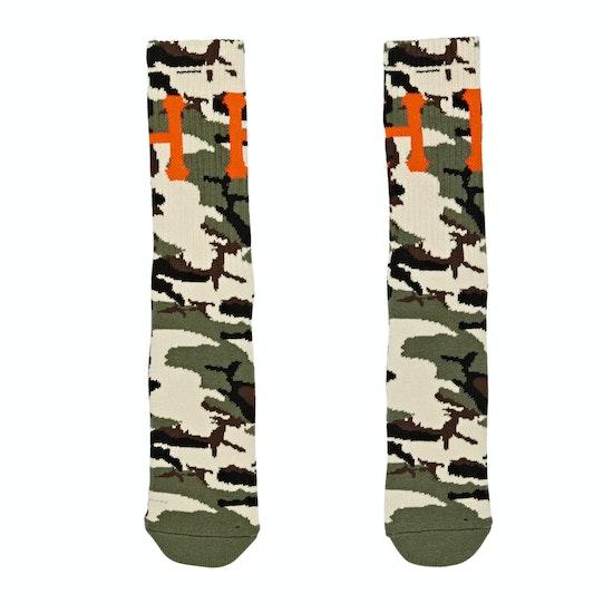 Huf Classic H Crew Socks