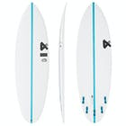 Fourth Surfboards Chilli Bean Base Construction FCS II 5 Fin Surfboard