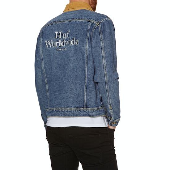 Huf Brooklyn Denim Jacket