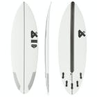 Fourth Surfboards Reload 2.0 Base Construction FCS II 5 Fin Surfboard