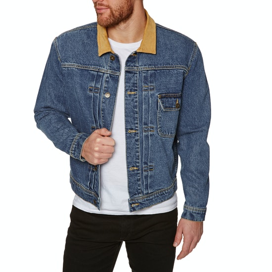 Huf Brooklyn Denim Jacket