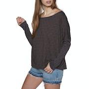 Passenger Clothing Wish Ladies Long Sleeve T-Shirt