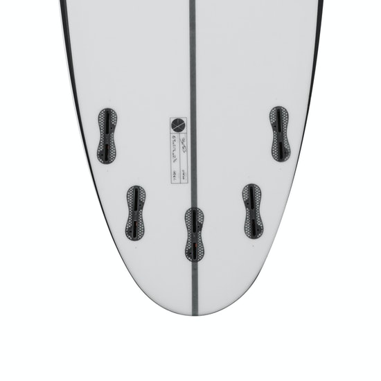 Fourth Surfboards Chilli Bean F1X Construction FCS II 5 Fin Surfboard