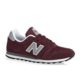 New Balance Ml373 Shoes - Burgundy