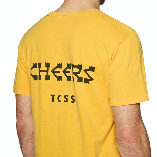 The Critical Slide Society Cheers Short Sleeve T-Shirt