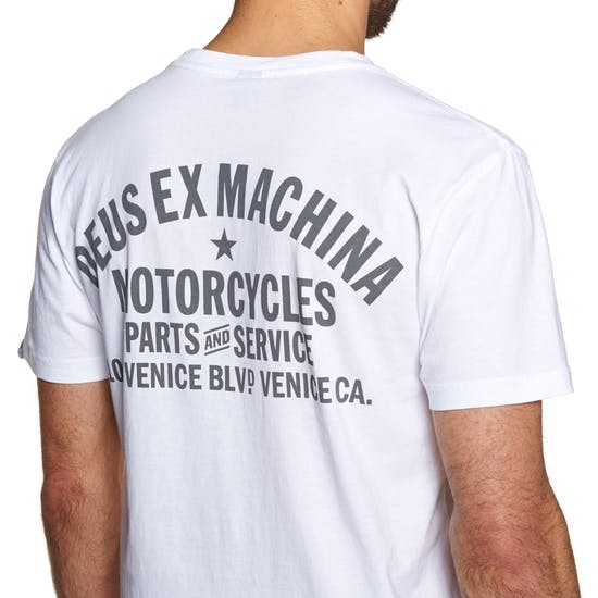 Deus Ex Machina Venice Address Mens Short Sleeve T-Shirt