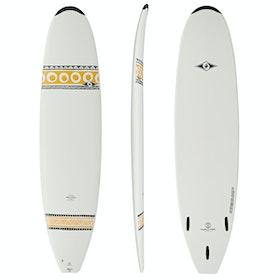 Bic Malibu , Surfboard - White