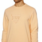 Huf Sport Crew Fleece Sweater