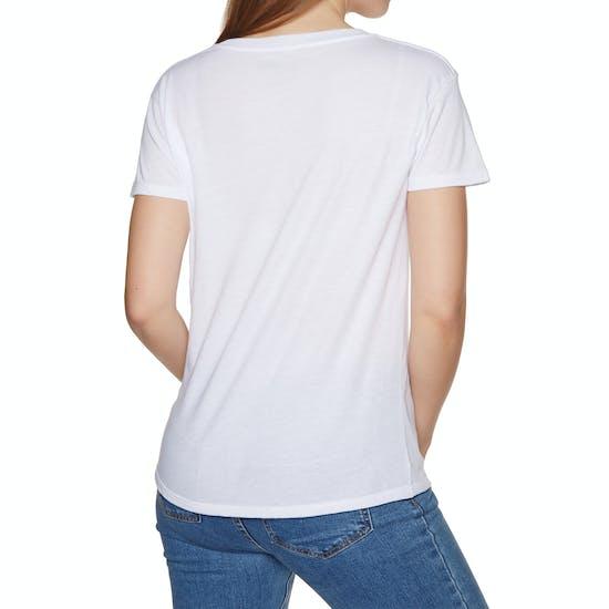 Amuse Society Oui Oui Ladies Short Sleeve T-Shirt
