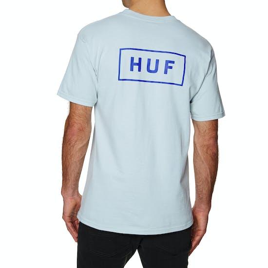 Huf Bar Logo Short Sleeve T-Shirt
