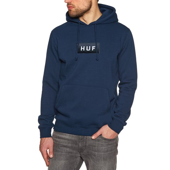 Huf Bar Logo Pullover Hoody