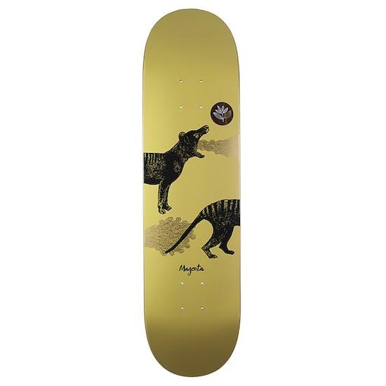 Magenta Tasmanian Tiger 8.25 Inch Skateboard Deck
