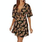 Amuse Society Floral Envy Dress