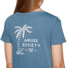 Amuse Society Tranquil Waters Ladies Short Sleeve T-Shirt
