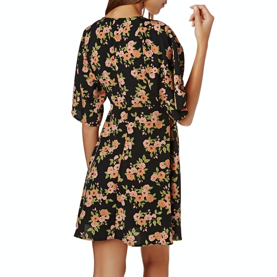 Amuse Society Floral Envy Dress