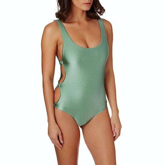 Amuse Society Estelle One Piece Womens Swimsuit