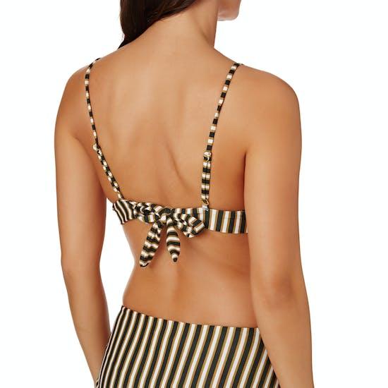 Amuse Society Aime Triangle Bikini Top