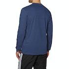 Adidas Mesh Long Sleeve T-Shirt