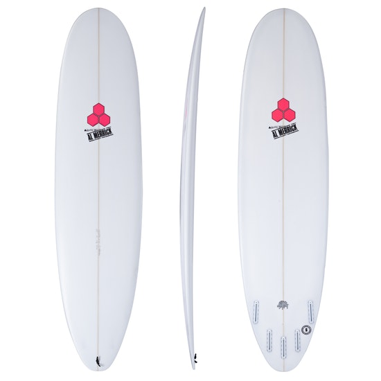 Channel Islands Water Hog Futures 5 Fin Surfboard