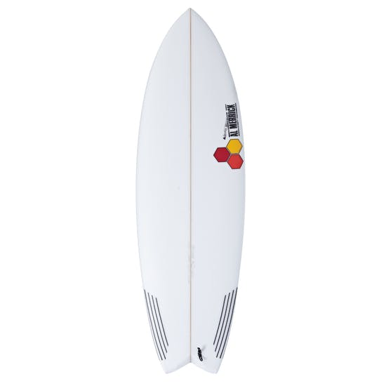 Surfboard Channel Islands High 5 FCS II 5 Fin