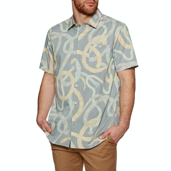 Vissla Da Bush Short Sleeve Shirt
