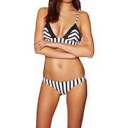 Amuse Society Helen Triangle Bikini Top