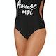 Amuse Society Evie One Piece Womens Swimsuit