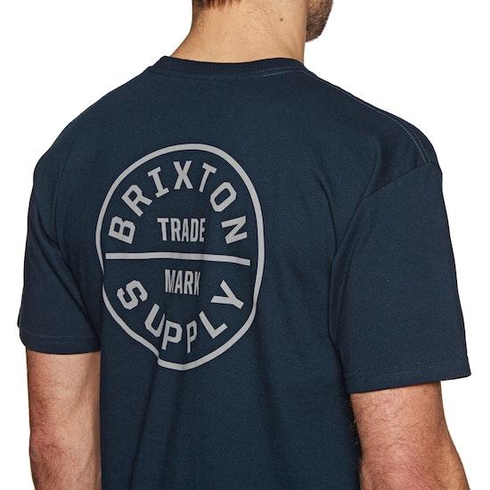Brixton Oath Standard Short Sleeve T-Shirt