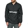 Rip N Dip Must Be Nice Halfzip Anorak Jacket - Black/3m Ink
