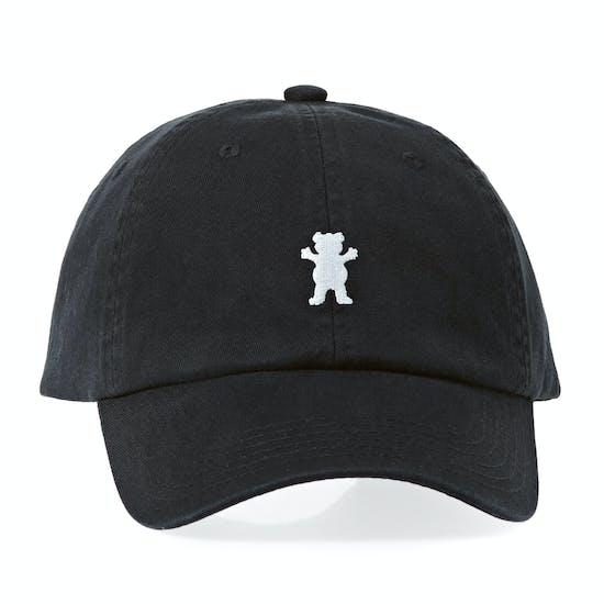 Grizzly Bear Logo Dad Cap