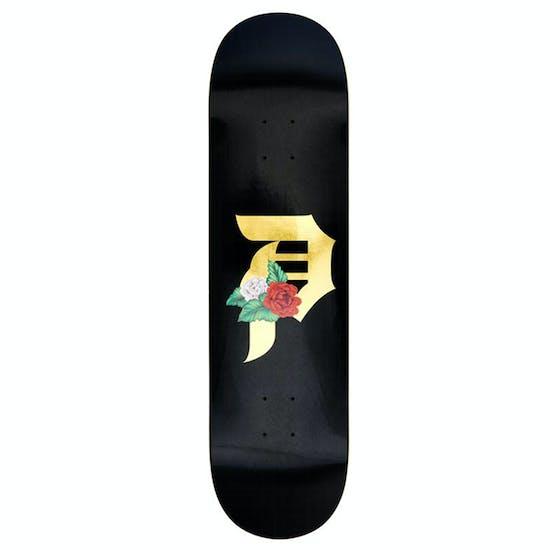 Primitive Primtiive Dos Flores 8.375 Inch Skateboard Deck