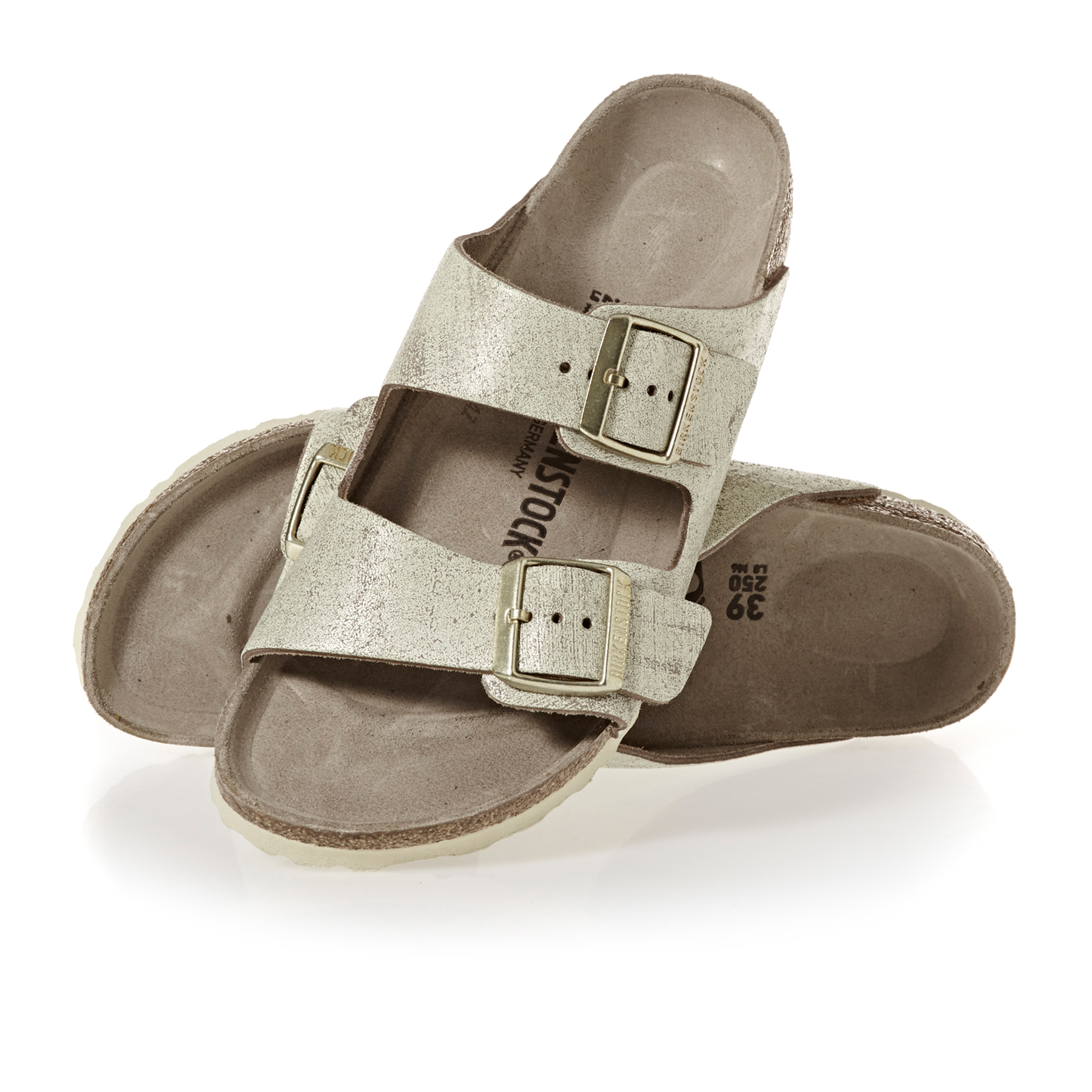 Birkenstock Arizona Leather Narrow Sandals Free Delivery options on All Orders from Surfdome UK
