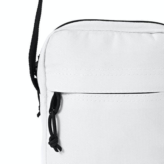 Magenta Xl Pouch Messenger Bag
