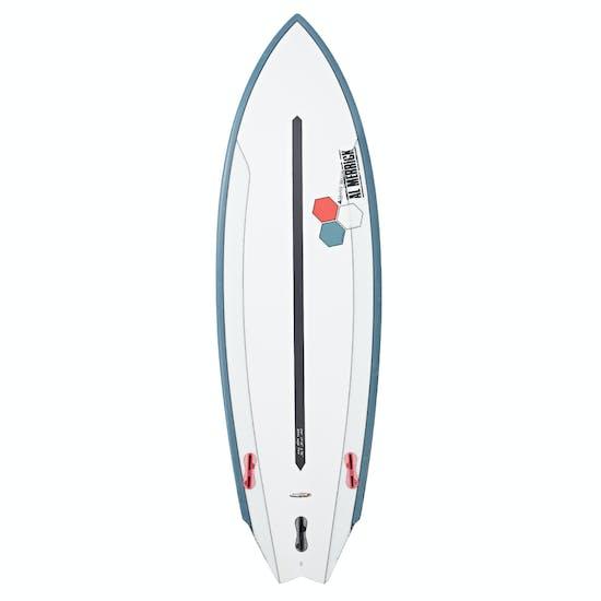 Surfboard Channel Islands Surftech Fusion Dual Core Twin Fin