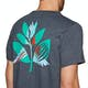 Magenta Parrot Short Sleeve T-Shirt