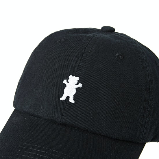 Grizzly Bear Logo Dad Cap
